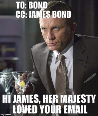 james bond meme e1451689670480 7 easy steps to writing a strong business email in english
