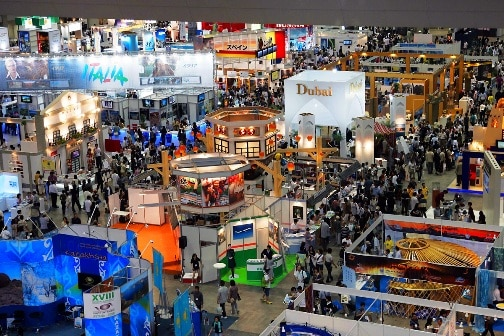 Exhibition Booth In Spanish : 45 business english terms you need to know for any trade fair
