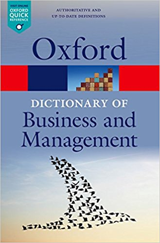 The description of Business English Dictionary