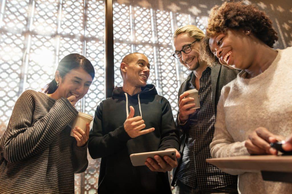 business-english-socializing