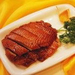 Shanghai Style Braised Duck in Red Rice Sauce