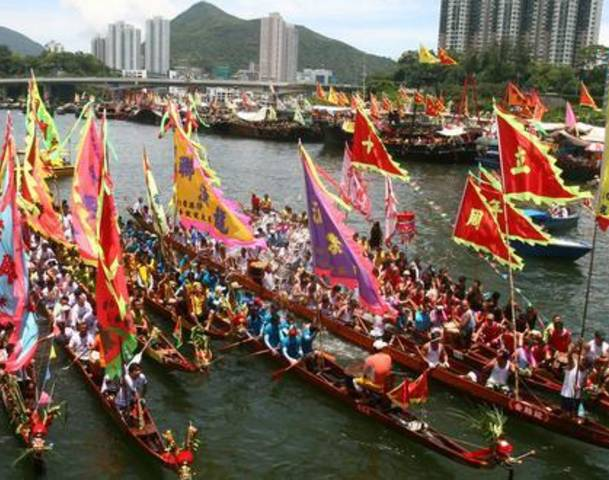 The Dragon Boat Festival - All the History, Customs ...