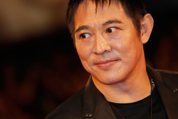 top famous Chinese actors