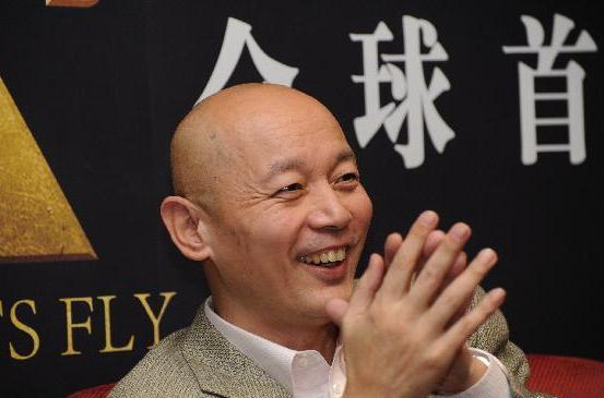 Bald Asian Comedian