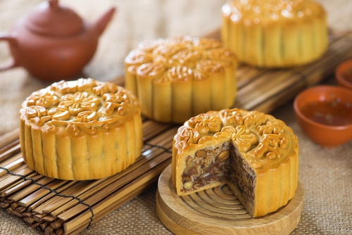 Ancient Chinese Festival Foods