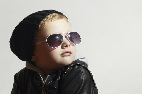 Фото детей в очках модных