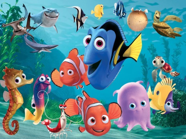Finding Nemo Poster