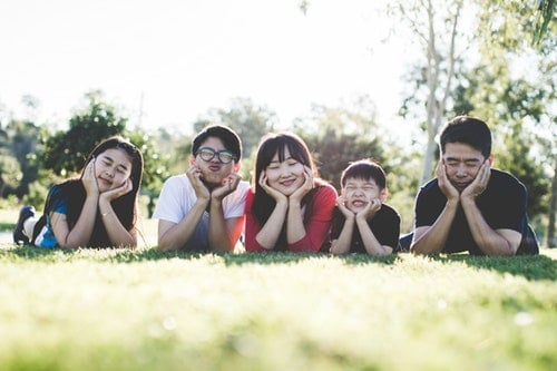 family-in-chinese