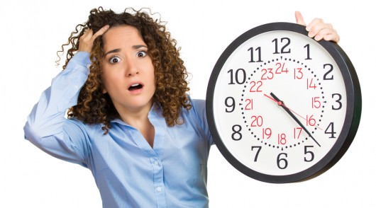 esl teaching ideas - scarily shor time limits