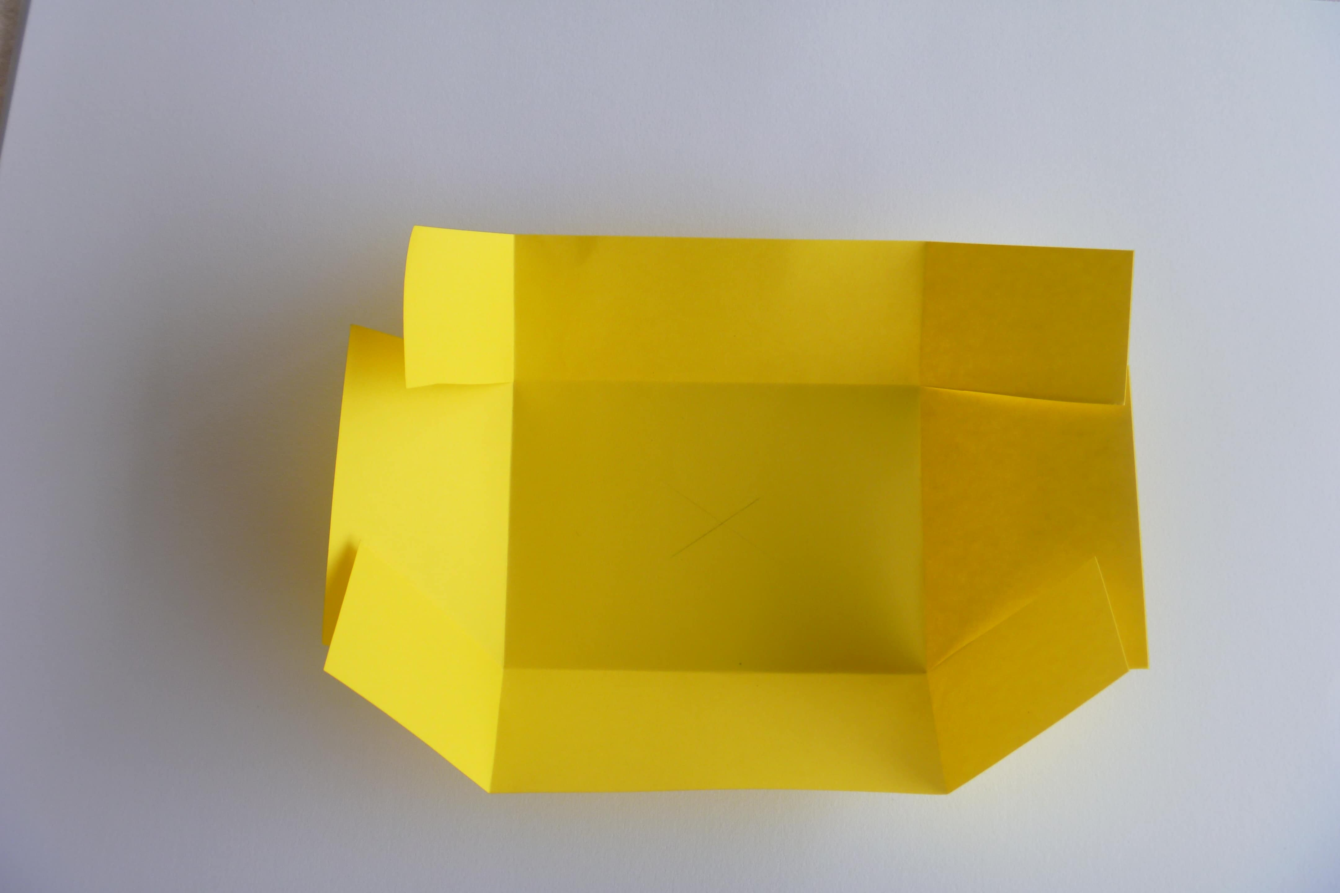 4 esl craft activities that can be done with a single piece of paper box folds jeuxipadfo Image collections