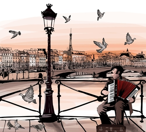 French Language  DEA Music and Art