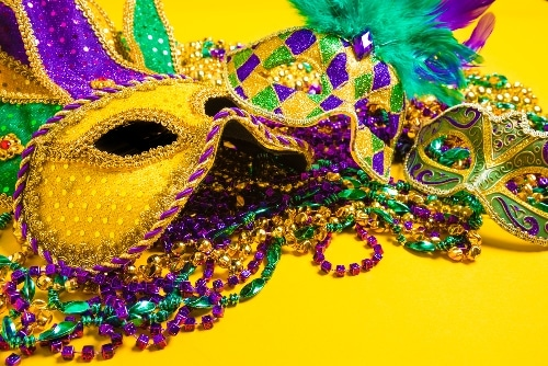 mardi gras activities for french class