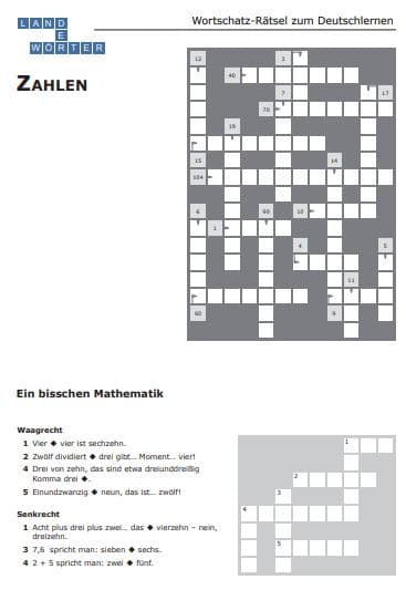 german-worksheets