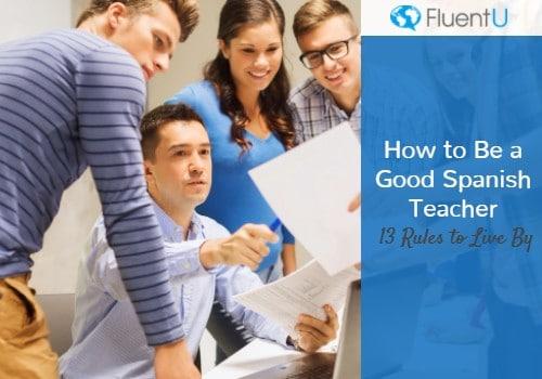 how-to-be-a-good-spanish-teacher