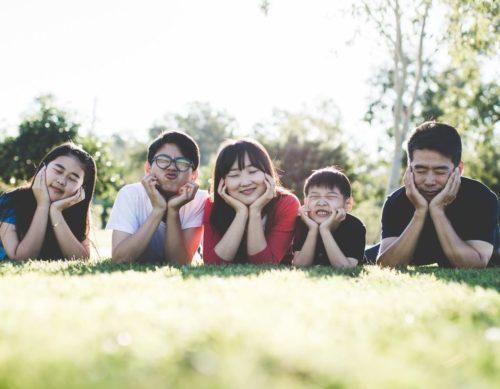 parlare-della-famiglia-in-inglese