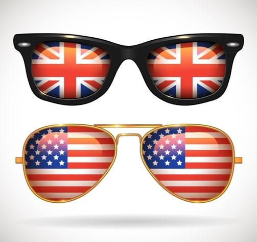 inglese-britannico-e-americano