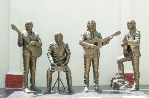 ビートルズで学ぶ英語