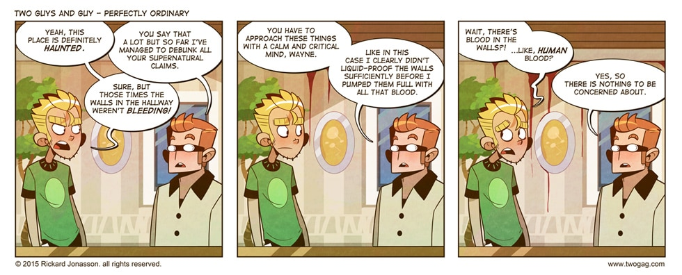 learn english comics