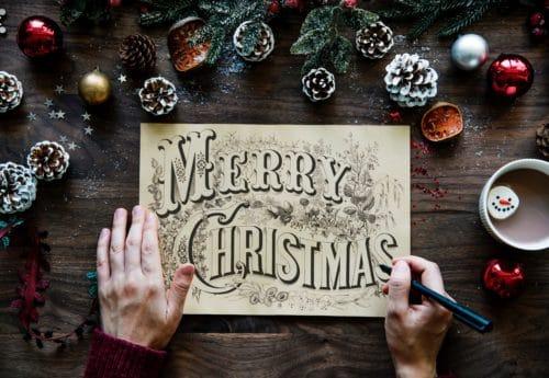 크리스마스-영어-인사말