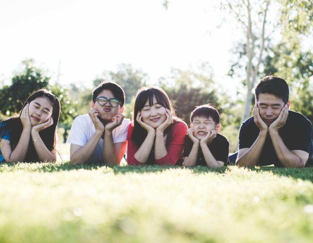 ingilizce-aile-tanitma