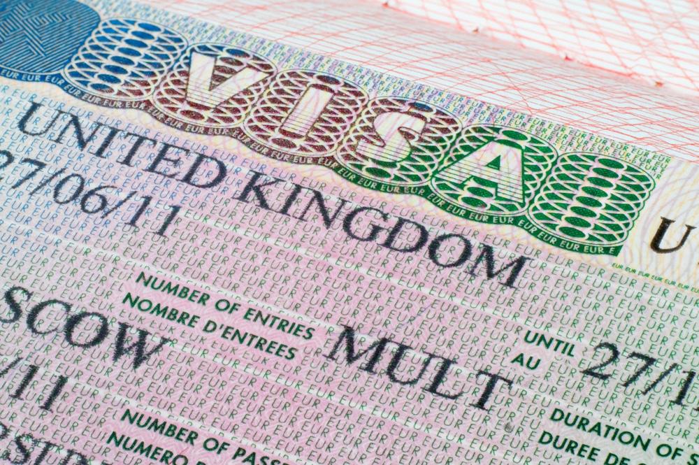 english vocabulary words airport  visa