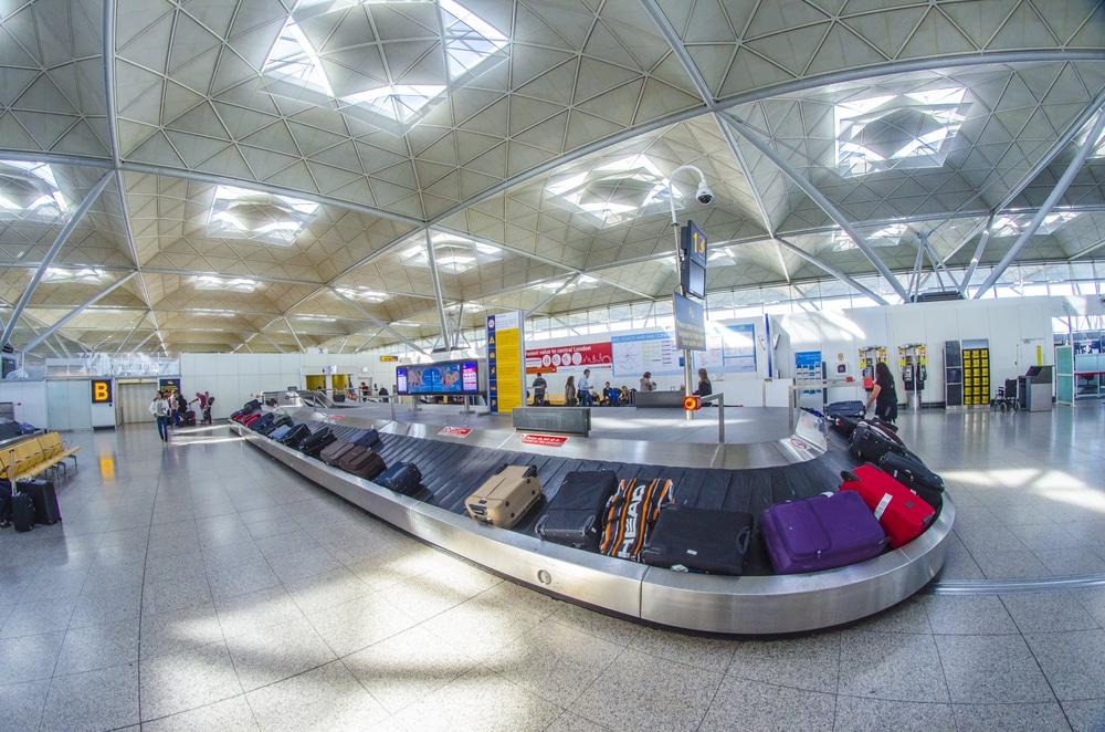 english vocabulary words airport conveyor belt