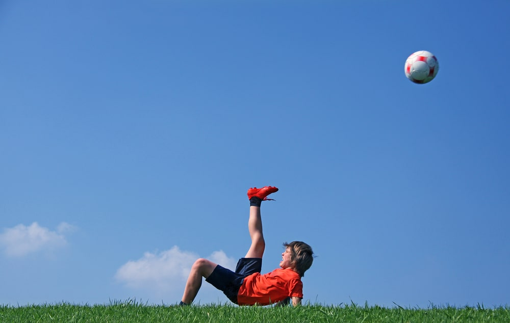 essential vocabulary guide football soccer bicycle kick