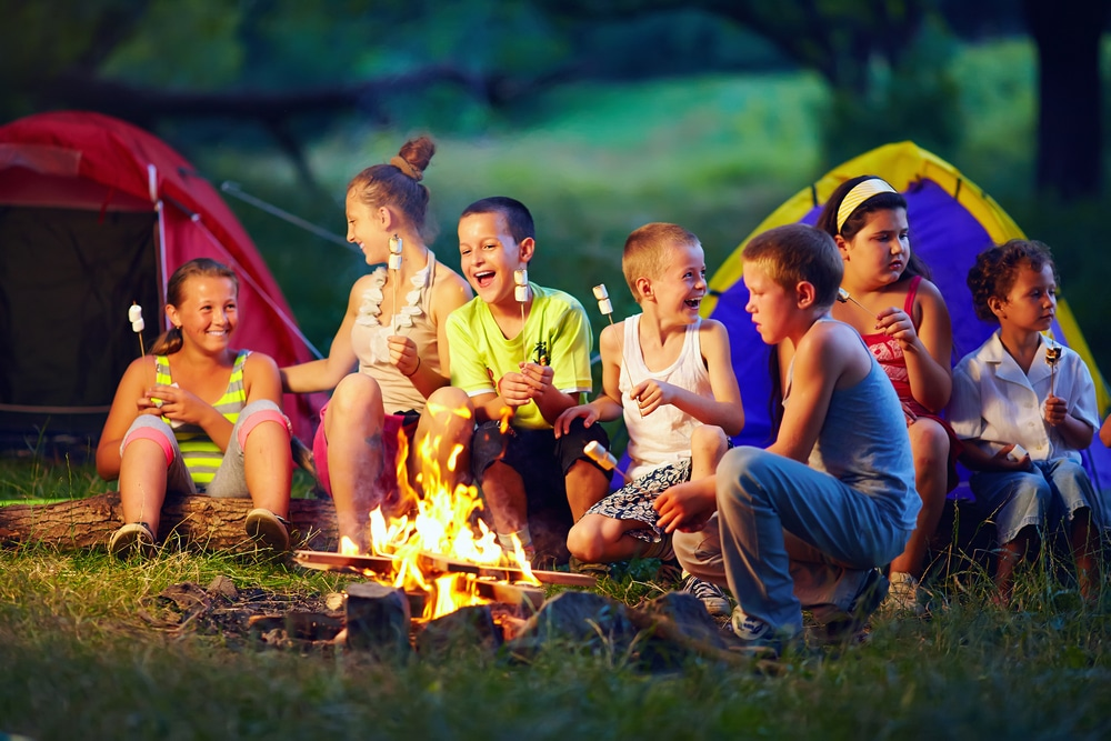 essential summer vocabulary esl campfire
