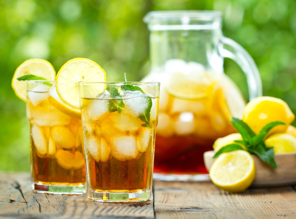 essential summer vocabulary esl iced tea