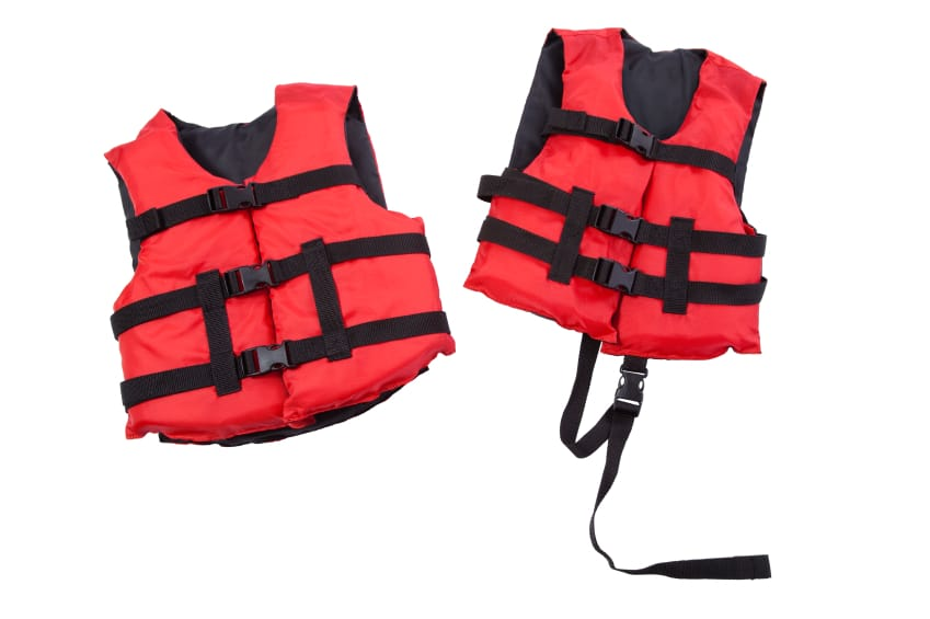 essential summer vocabulary esl lifejacket