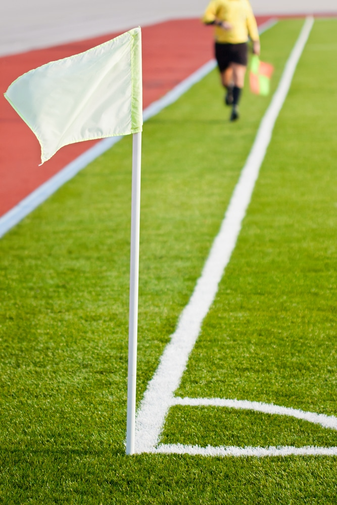 essential  vocabulary guide football soccer touchline