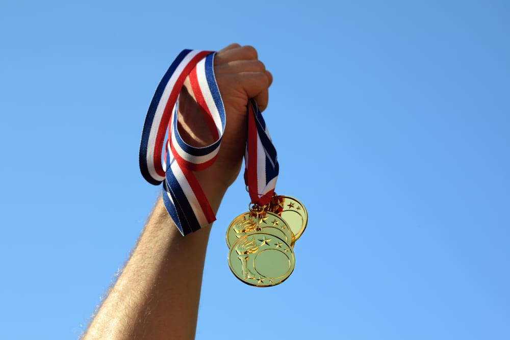 essential guide sports vocabulary medal