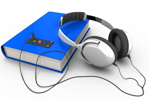 how to learn english with audiobooks