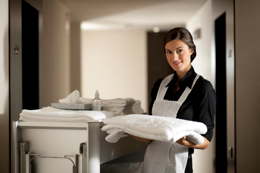 7 must know topics to successfully learn english for hotel housekeeping fluentu english - Femme de chambre lyon offre emploi ...