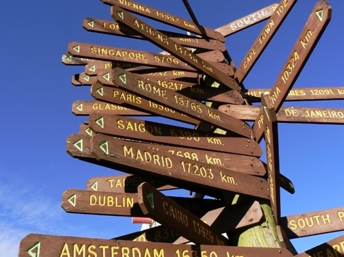 tourism english