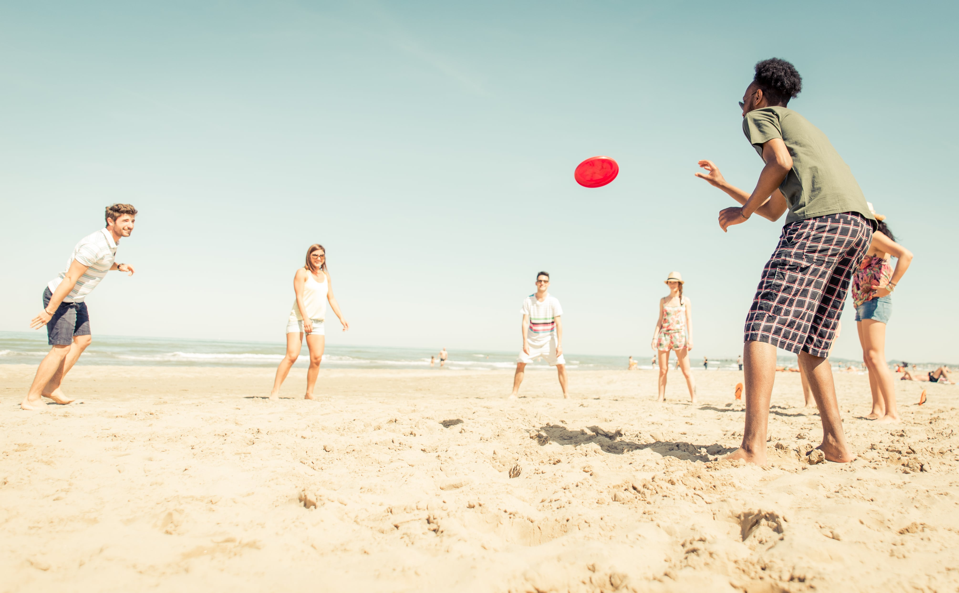 33 English Beach Vocabulary Words for Summer Fun | FluentU
