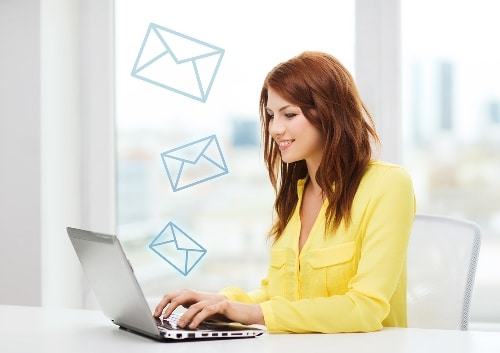 how to say email in spanish