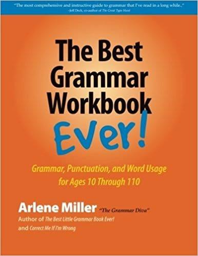 The Top 6 English Grammar Workbooks to Take You to the