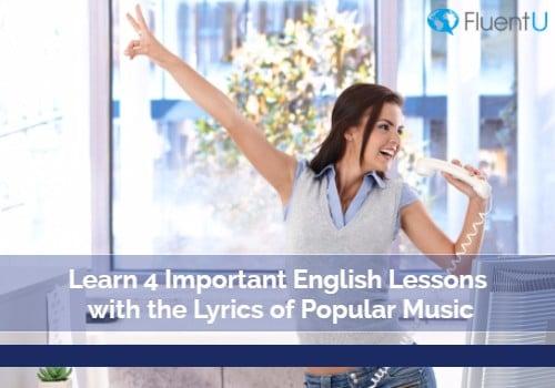 11 great English language song lyrics
