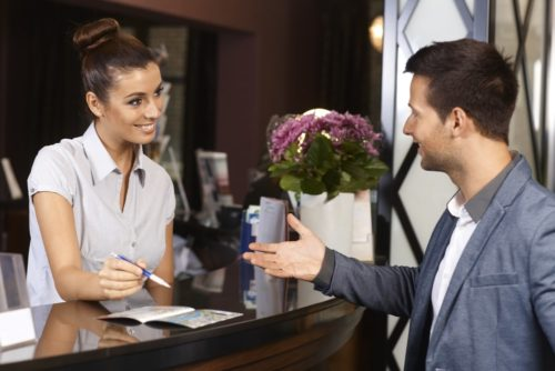 20 English Expressions Every Hotel Receptionist Should Know | FluentU  English