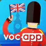 vocabulário inglês android
