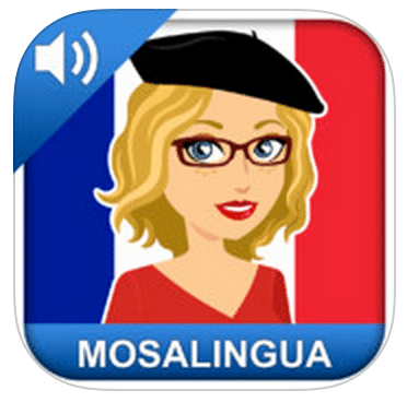 Mosalingua French 9 Best Apps for Learning French Like a Boss