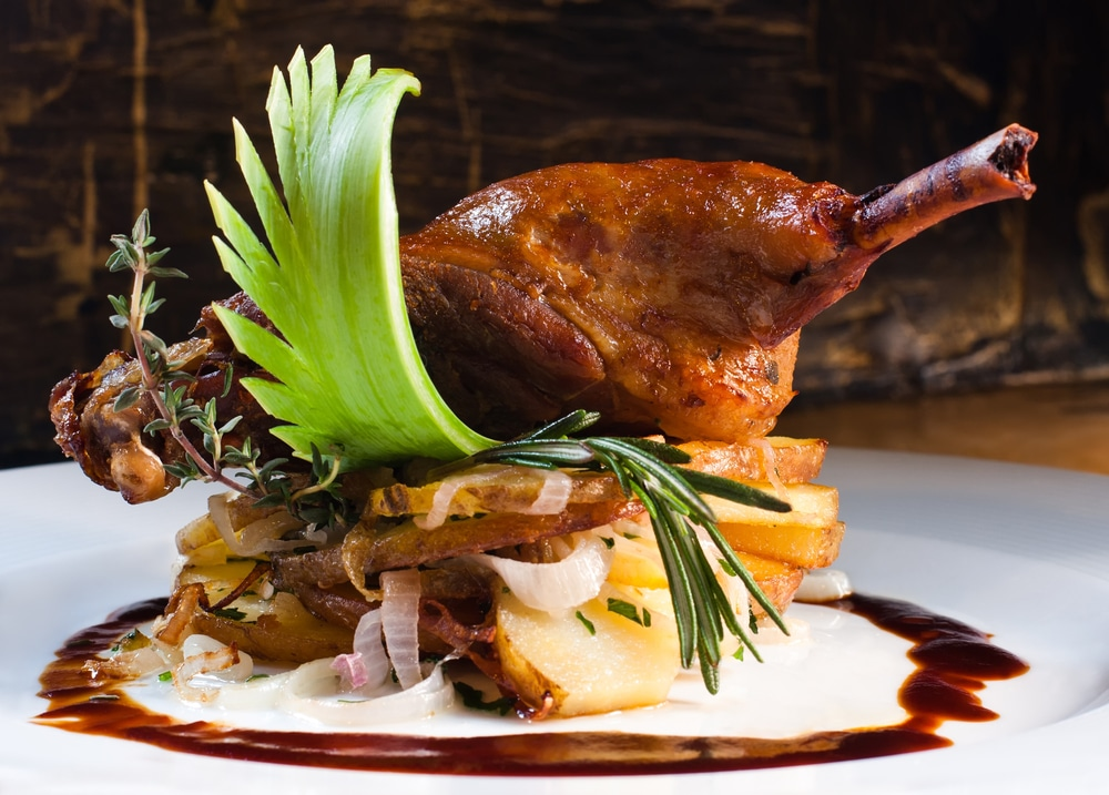 essential French food vocabulary regional cuisines duck confit