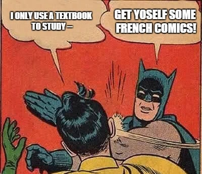 popular french comic books