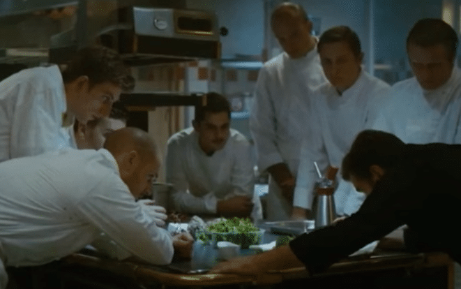 french drama series Chefs