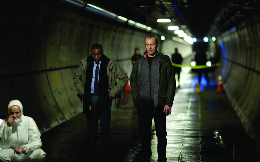 french drama series Tunnel
