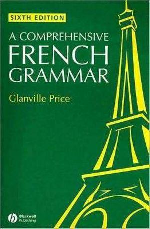 advanced french grammar books