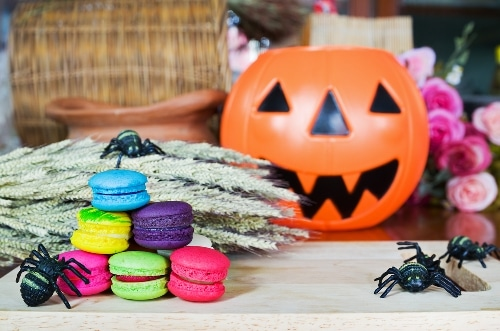 halloween vocabulary french