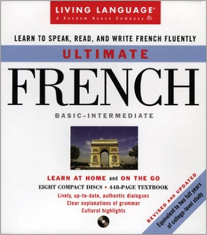 ultimate french audio cd course basic-intermediate