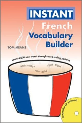 french-vocabulary-builder